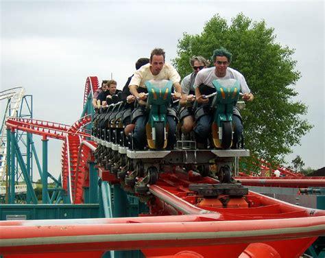 Roller Coaster Track Dinosaur motorbike roller coaster