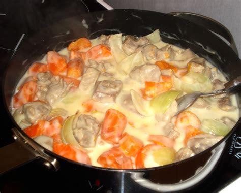 cuisine blanquette de veau blanquette de veau maison caro est dans la cuisine