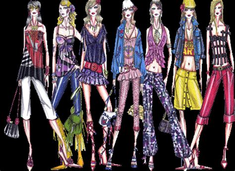 Pattern Definition Fashion | outsourcing custom fashion design software blender of
