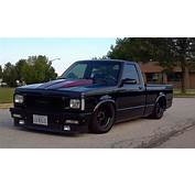 Possible Trade Custom 93 GMC Sonoma  The Chicago Garage