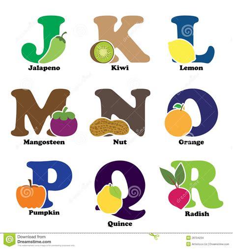 letter j vegetables fruit and vegetable alphabet stock images image 28704234