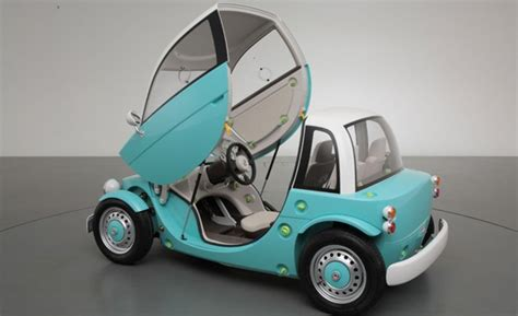 drivable cars toyota shows cool drivable reskinnable car concept for