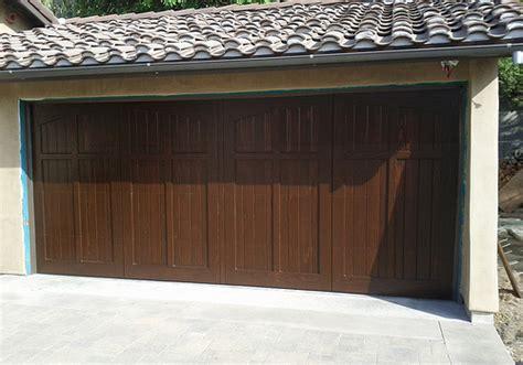 Mahogany Garage Door Mahogany Garage Doors Rc Garage Door Repair