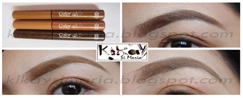 Etude Color My Brow Choose Color 1 kikaysimaria etude house color my brows singapore authentic version