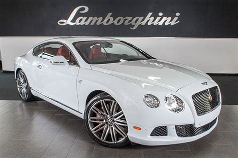 used 2013 bentley continental for sale richardson tx