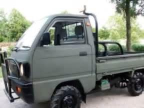 Suzuki Mini Truck 4x4 Suzuki Mini Truck 05 29 13