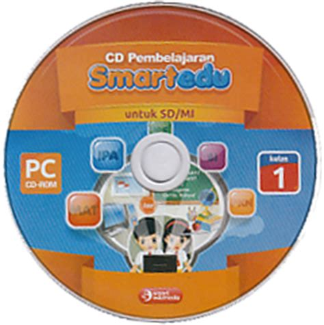 Cd Pembelajaran Smartedu Untuk Sd Kelas 5 toko buku rahma cd pembelajaran smartedu untuk sd kelas 1