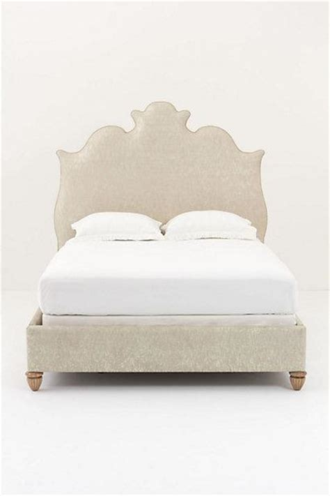 anthropologie bed gilded linen bed anthropologie com