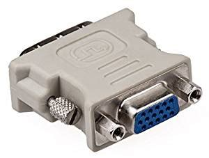generic dvi to vga adapter/connector buy generic dvi to