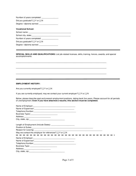 target application form target world employment application form free
