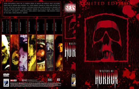 Master Vol 6 1 masters of horror season 1 vol1 tv dvd custom covers