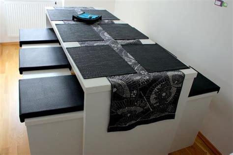 platzsparende esszimmer tische esstisch platzsparend my