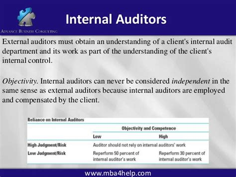 Can I Be An Auditor With An Mba In Accounting by Auditing Principles2