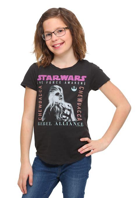 Tshirt Atticus 7 wars ep 7 chewbacca rebel alliance t shirt
