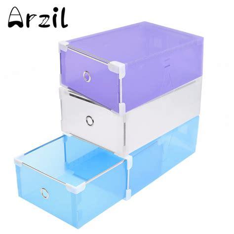 plastic storage boxes for shoes get cheap plastic shoe boxes