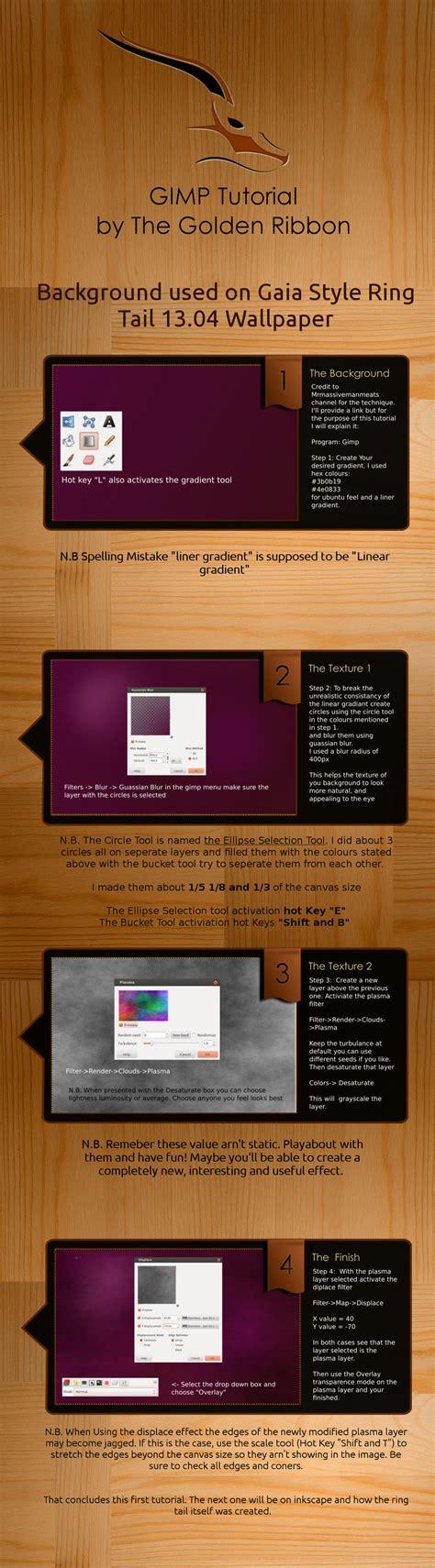 newsprint effect basics gimp by tgfcoder on deviantart gimp tutorial ring tail background by golden ribbon on