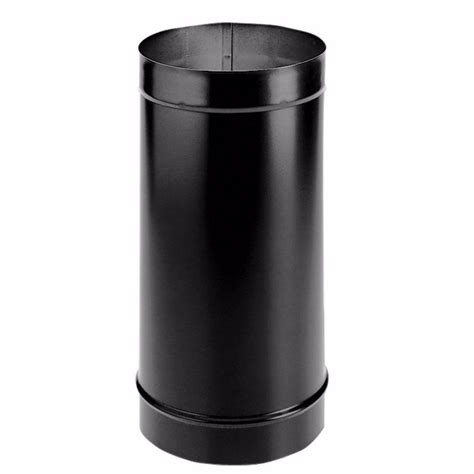 Chimney Pipe Price - duravent durable 6x48 inch single wall drip free chimney
