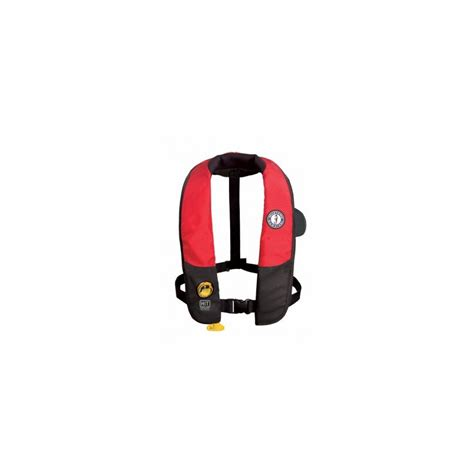 Mustang Auto Life Jacket by Mustang Survival Md3183 U Deluxe Automatic Inflatable Pfd