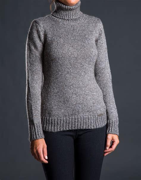heavy knit heavy knit gray sweater