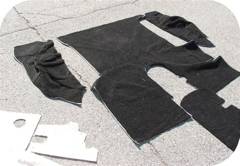 Suzuki Samurai Carpet Kit Suzuki Samurai Carpet Kit In Black Samurai Parts