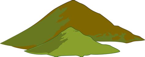 mountain clipart clipart mountains