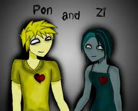 Pon and zi and friends for pinterest