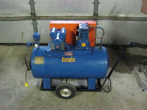 emqlo air compressor 115 230 volts 1 1 2 hp ebay