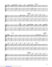 soda stereo imagenes retro bass tab hombre al agua guitar pro tab by soda stereo