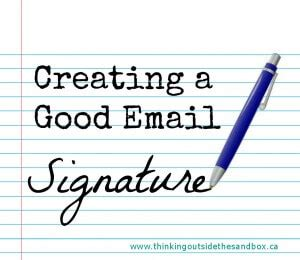 Did You Fact On Fendis Signature by How Do You Sign Your Emails Thinking Outside The