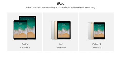 Apple Gift Card New Zealand - apple s one day black friday event goes live in australia and new zealand offers