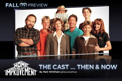 tool time the cast then and now remember when