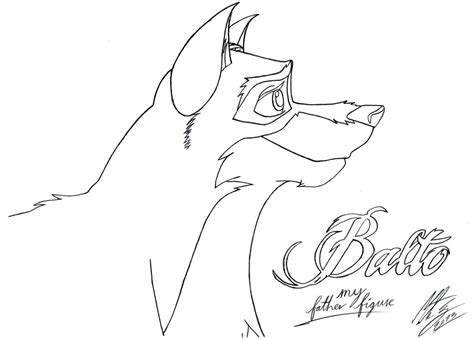 The Gallery For Gt Balto Movie Coloring Pages Balto Coloring Pages