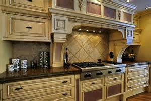 Kitchen Cabinets Painted by Painted Kitchen Cabinet In Cherry Pictures To Pin On Pinterest