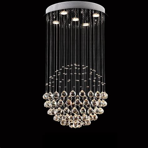 clear glass pendant light living room contemporary with modern glass crystal pendant light meteor meteor