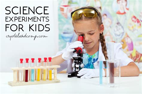 science experiments science activities for