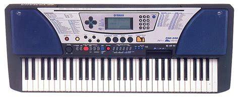 Second Keyboard Yamaha Psr 340 yamaha 手提電子琴 磁碟機系列 psr 340