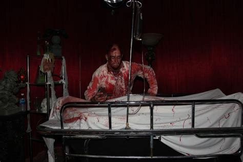 New Orleans Louisiana The Mortuary Haunted House Photo Picture Image