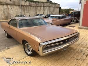 1970s Chrysler Cars 1970 Chrysler 300 2 Door Hardtop Coast Classics