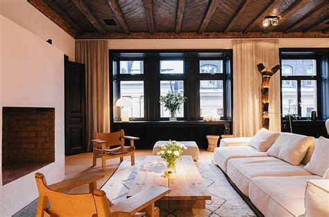 stylish apartment in stockholm sweden