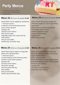 buffet catering menu catering buffet menu ideas pictures to pin on