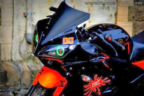 Lu Projector Cbr 150r look into my d yamaha r15 v2 wallpapers india