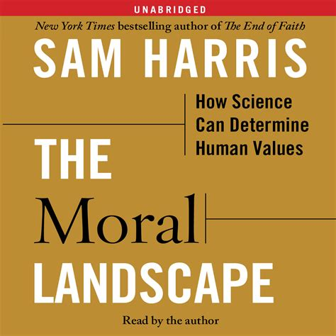 the moral landscape the moral landscape audiobook by sam harris official publisher page simon schuster