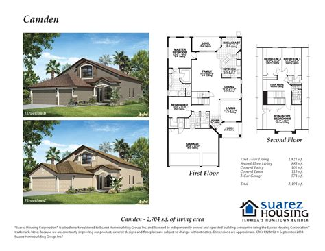 camden model suarez housing