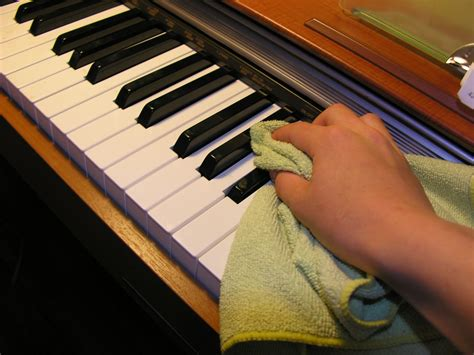 piano i clean how to clean piano 4 steps with pictures wikihow