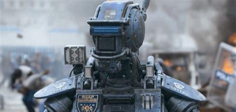 Film Robot Policier | chappie neill blomk adapte le court m 233 trage tetra