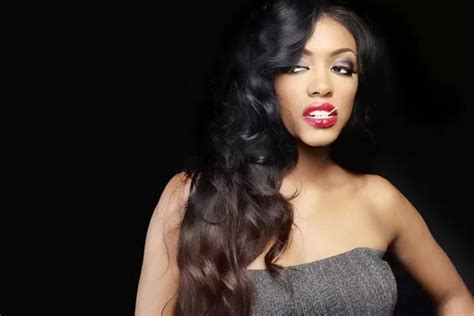 neked hair by porsha stewart porsha stewart unveils her new hair collection naked