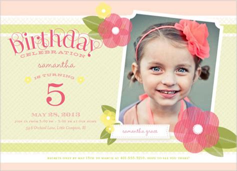 year birthday invitation wordings india 5 years birthday invitations wording free invitation templates drevio
