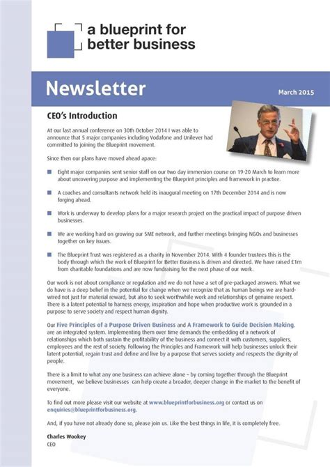 newsletter templates 25 free sles exles formats