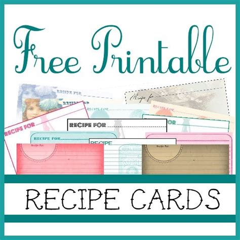 elr printable recipe journal 128 best printable charts templates forms images on