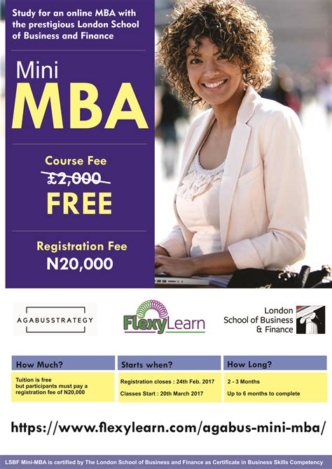 Prestigious Mba Programs by School Of Business And Finance Archives Leading